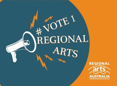 RAA Vote 1 Campaign Image